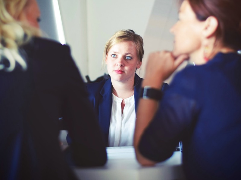 podnikanie - meeting